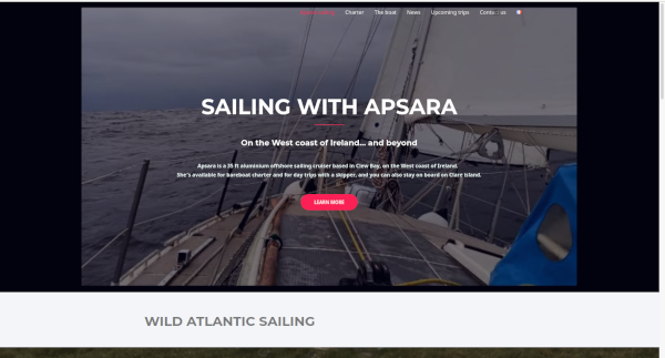 boat charter site